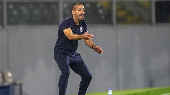 """Apesar das ausências de peso na defesa, Pedro Ribeiro afirmou que o Belenenses SAD joga sempre """"com o mesmo estilo de jogo"""""""