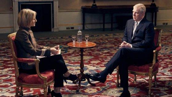 A entrevista da BBC foi realizada no Palácio de Buckingham e com a autorização da Rainha Isabel II