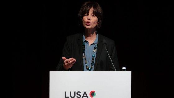 A responsável de políticas públicas da Google Portugal destacou que a empresa tem a missão de disponibilizar informação de qualidade