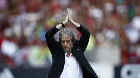 Jorge Jesus levou o Flamengo à final da Libertadores. Se ganhar, será a primeira vez em 38 anos