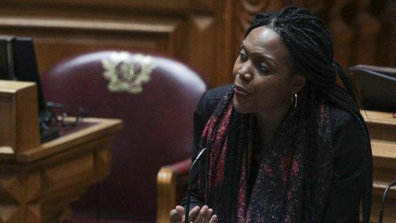 A segunda iniciativa legislativa da deputada única do Livre será entregue na 3.ª feira