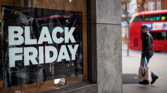 """A """"Black Friday"""" deste ano realiza-se esta sexta-feira, dia 29 de novembro"""