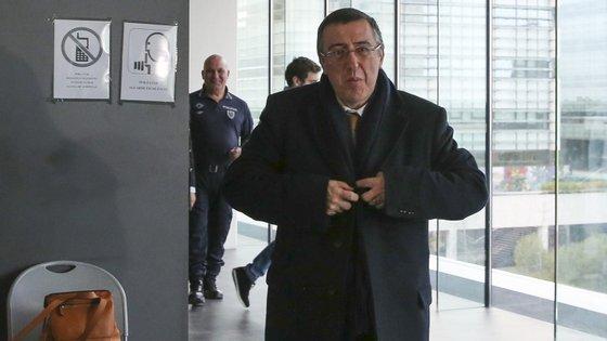O juiz Carlos Alexandre vai liderar a instrução do caso Tancos