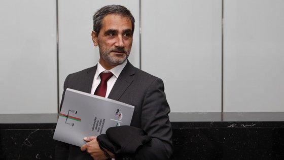 """Manuel Soares disse também estar tranquilo, porque o """"sistema tem capacidade para lidar com estes casos e de expulsar estes juízes"""""""