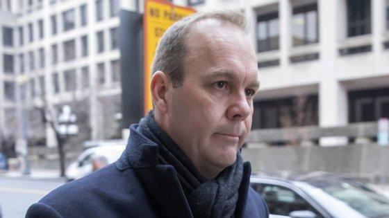 Gates é um de vários colaboradores de Trump acusados na investigação do procurador-especial Robert Mueller