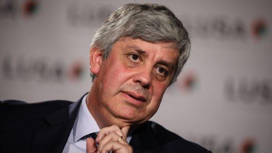 Mário Centeno tem combatido o conceito de carga fiscal aceite pelas instituições nacionais e internacionais
