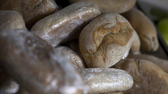 O preço da matéria-prima para a produção do pão não sofreu aumentos significativos