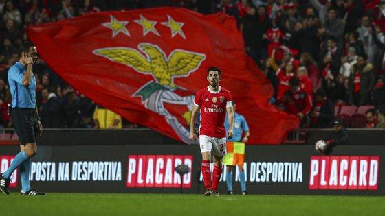 Pizzi voltou a ser o grande destaque do Benfica frente ao Sp. Braga, recebendo rasgados elogios de Bruno Lage no final do encontro