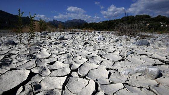 O governo aplicou entretanto um plano de mitigação da seca no país