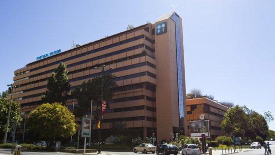 Antigo edifício da Portugal Telecom que agora pertence à Altice