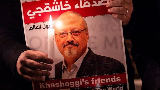O julgamento dos 11 suspeitos começou no início de janeiro, na Arábia Saudita