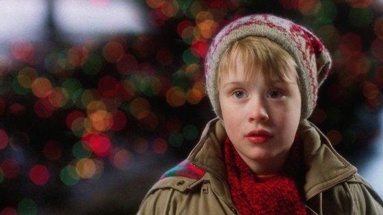 Claro que Kevin vai estar no seu televisor outra vez este Natal, claro que sim