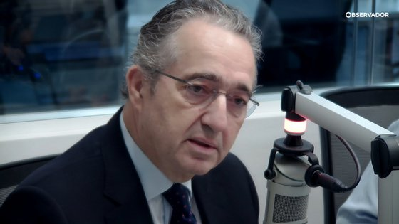 Ribeiro e Castro esteve esta segunda-feira na Rádio Observador