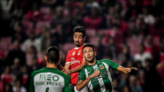 Benfica e Rio Ave já se encontraram esta temporada na Luz, com a vitória a sorrir aos encarnados (2-0)