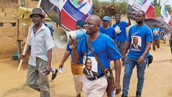 Em causa está a proclamação esta segunda-feira dos resultados pelo Conselho Constitucional (CC), confirmando a reeleição de Filipe Nyusi, à primeira volta