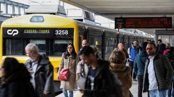 Número de passageiros transportados atinge 56 milhões em Lisboa em novembro
