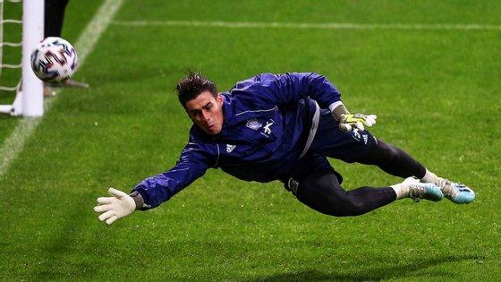 O incidente com Kepa ocorreu já na segunda parte do jogo disputado no estádio do Tottenham, sétimo classificado do campeonato inglês