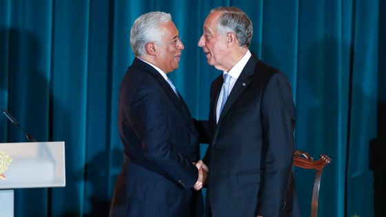 """Marcelo Rebelo de Sousa recordou como o PSD ajudou a viabilizar o governo de António Guterres. """"Foi um projeto constante durante anos"""", disse. """"Isso era estável."""""""