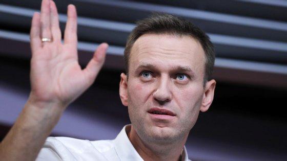 Alexei Navalny viu um dos seus braços direitos, Ruslan Shaveddinov ser enviado para uma base militar no Ártico.