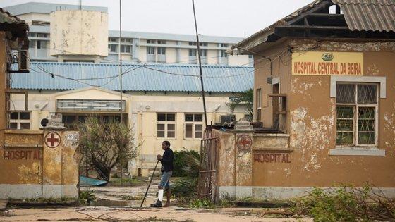Segundo a direção do Hospital Central da Beira, o valor desviado não fazia parte dos fundos doados pelos parceiros para a recuperação da instituição após o ciclone Idai