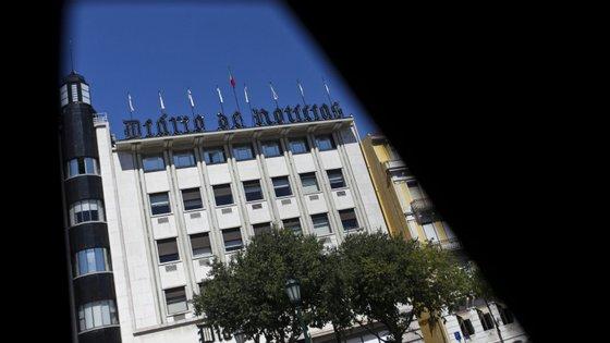 O antigo edifício do Diário de Notícias foi vendido em 2016