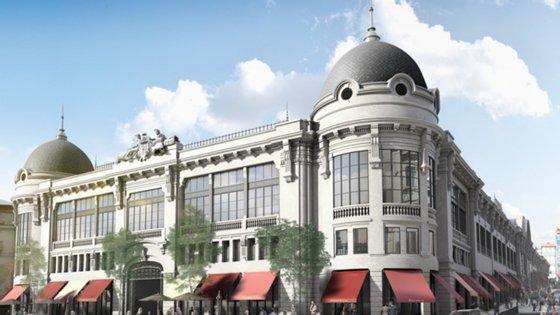 Joaquim Massena desenhou um projeto de reabilitação que não foi aceite pela Câmara Municipal
