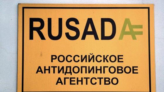 O organismo de combate ao doping na Rússia já tinha manifestado a intenção de recorrer para o Tribunal Arbitral do Desporto