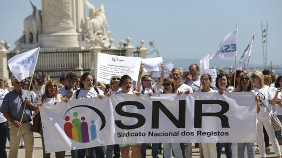 O sindicato apresenta uma proposta de serviços mínimos