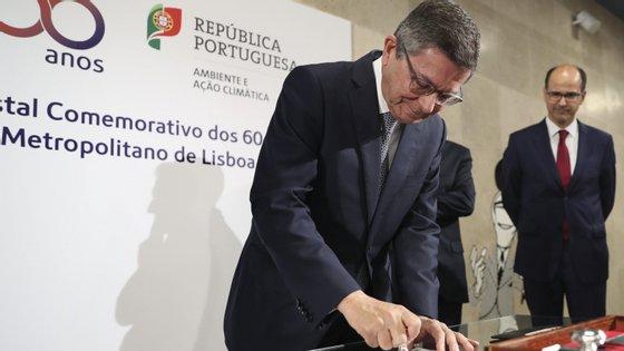 """As obras de expansão preveem a criação de """"um anel envolvente da zona central da cidade (linha Verde), com a abertura de duas novas estações: Estrela e Santos"""""""