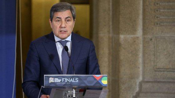 Fernando Gomes, de 67 anos, cumpre o segundo mandato, depois de ter concorrido sem oposição às eleições de 4 de maio de 2016, alcançando 92% dos votos