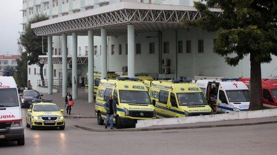 """O Centro Hospitalar de Setúbal afirmou estar """"a dar todo o apoio à profissional visada"""""""