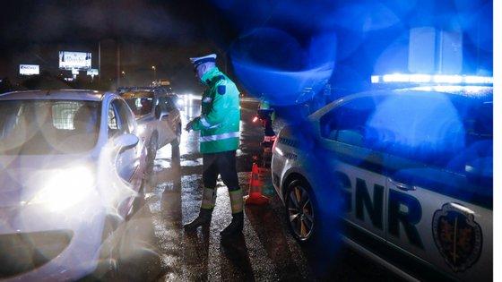 """A operação """"Natal e Ano Novo"""" da GNR arrancou no passado dia 20 de dezembro"""