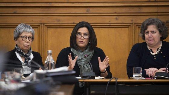 Maria Flor Pedroso, ex-diretora da RTP, foi ouvida em comissão parlamentar