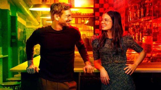 Foodie Love, série em estreia na HBO, é uma das propostas para estes dias