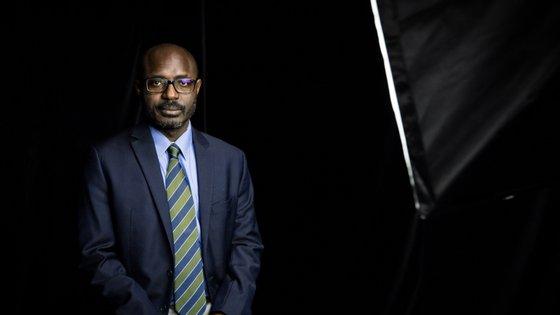 Rafael Marques, jornalista e ativista angolano