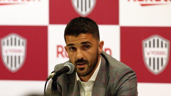 David Villa ainda é o melhor marcador da seleção espanhola, com 59 golos em 98 internacinalizações