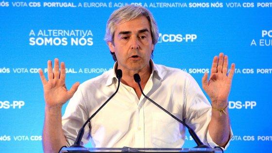 """O eurodeputado Nuno Melo vai apresentar a moção """"Direita Autêntica"""""""