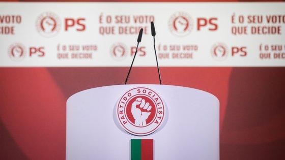 A runião da Comissão Nacional do PS esteve inicialmente agendada para o passado dia 14 de dezembro