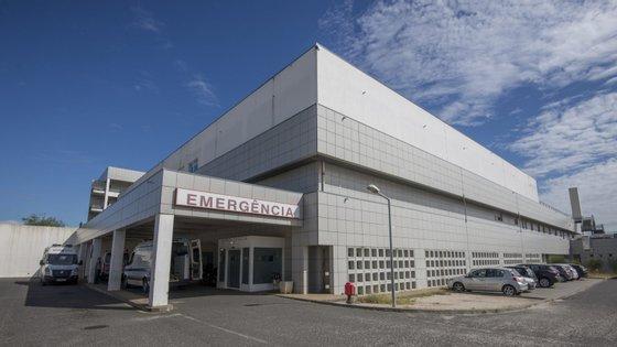 O atendimento a crianças nas urgências do hospital esteve encerrado, entre as 8h de terça-feira e as 8h desta quinta-feira
