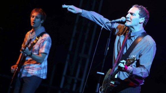 O regresso dos Delfins acontece mais de dez anos depois do último concerto da banda, em 31 de dezembro de 2009, em Cascais, de onde são originários