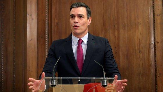 O acordo entre ERC e PSOE, que implica a abstenção dos 13 deputados daquele partido