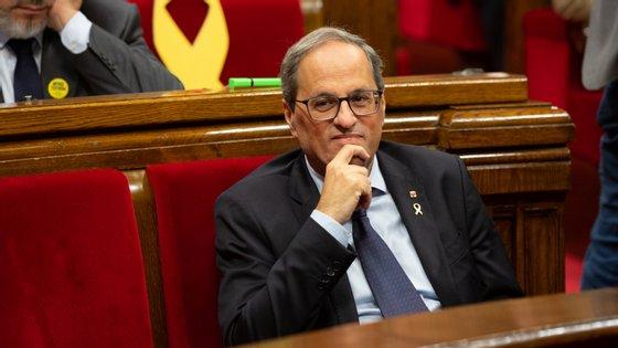 A decisão foi tomada esta sexta-feira pela junta eleitoral central Catalunha