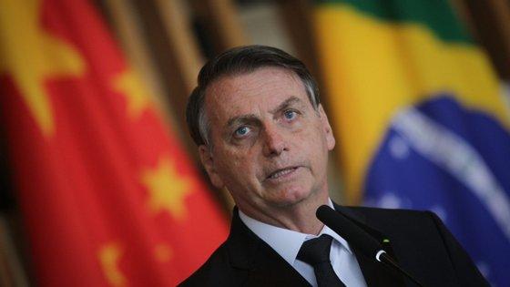 "O Governo do Brasil defendeu na sexta-feira a ""luta contra o flagelo do terrorismo"""
