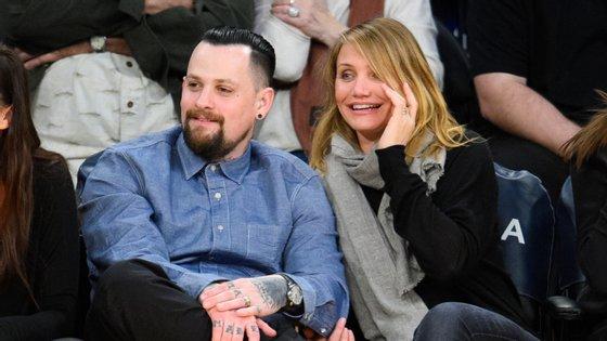 Benji e Cameron casaram-se em 2015 e têm estado afastados dos holofotes
