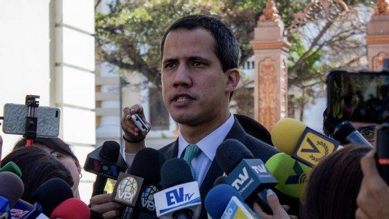 Para a UE, os acontecimentos em torno da eleição do Presidente da Assembleia Nacional na Venezuela foram marcados por graves irregularidades
