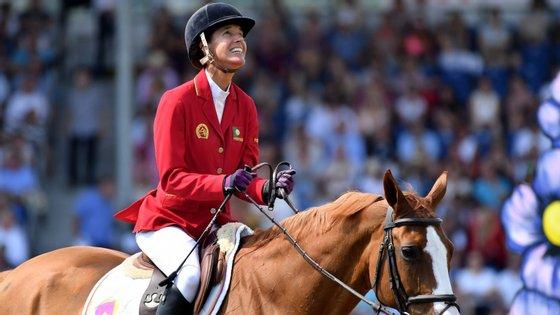 Em equestre, Portugal já tinha assegurado a participação da equipa de ensino