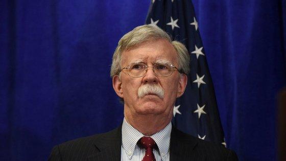John Bolton foi conselheiro de segurança nacional de Donald Trump