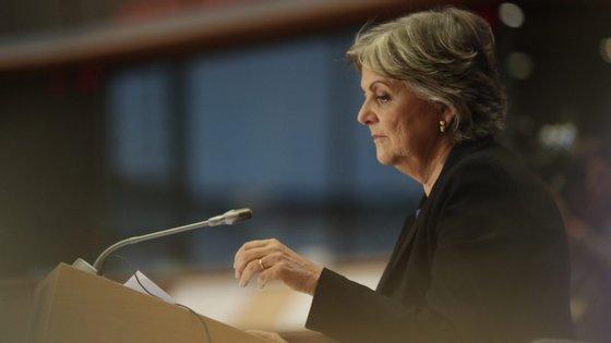 """""""Se a Europa só contribui com 9% das emissões globais de CO2, em comércio internacional é um dos grandes potentados, por isso tem poder comercial e diplomático que tem de utilizar"""", afirmou Elisa Ferreira"""