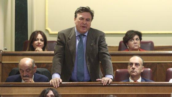 Tomás Guitarte é o deputado único eleito pelo movimento regional Teruel Existe