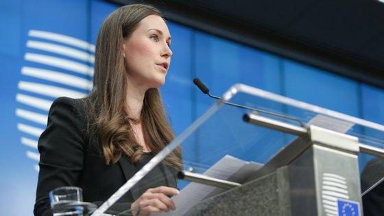 Sanna Marin, de 34 anos, é a chefe de governo mais jovem do mundo.